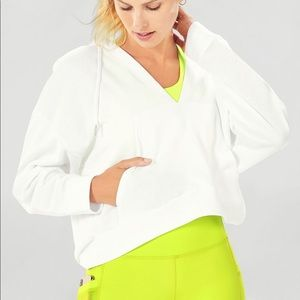 Fabletics Rosanna Cropped Hoodie